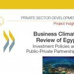 OECD Business Climate Review of Egypt